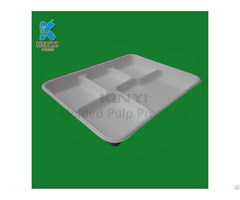 Disposable Environmental Food Container Packaging Tray