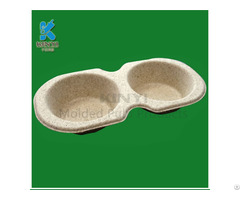 Eco Friendly Biodegradable Cake Container Dishes Food Use