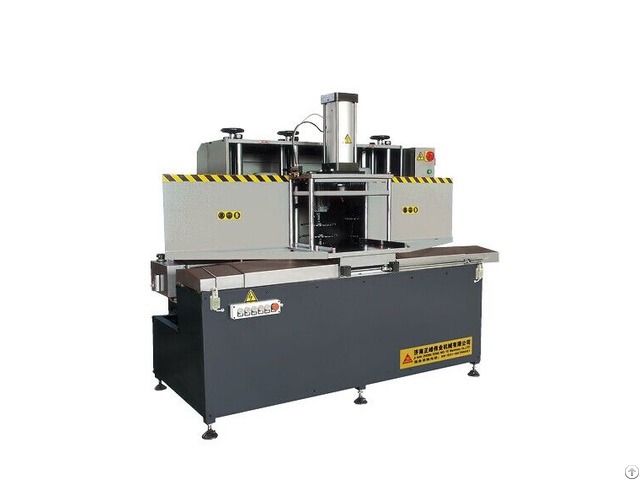 Profile Tenon Milling Equipment For Aluminum Pvc Window Making Machine