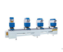 Four Seamless Welding Machine For Aluminum Pvc Window And Door Machines