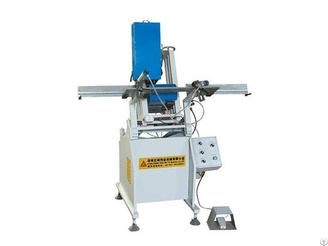 Water Slot Milling Machine For Pvc Profile