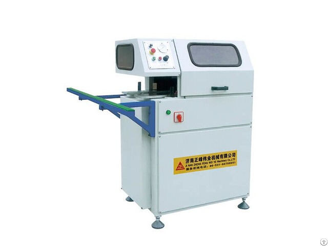 Pvc Door And Window V Cleaning Machine