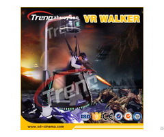 Vr Treadmill And Exciting Virtual Reality Walker Simulator With 360 Vision Game