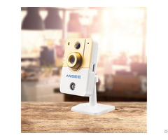 Ax 203 720p Cube Ip Camera