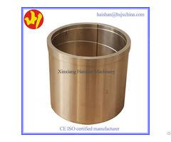 China's Best Supplier For Excavator Bronze Bushing