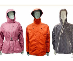 Sportswear And Outerwear Fabrics