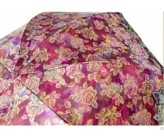 Warp Printed Jacquard For Umbrella