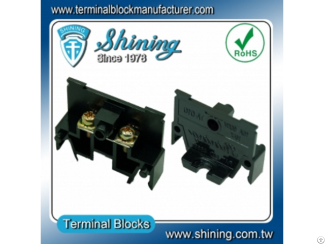 Ta 010 Din Rail Mounted 600v 10a Terminal Block