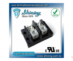 Tgp 050 02a 600v 50a 2 Pole Power Terminal Block