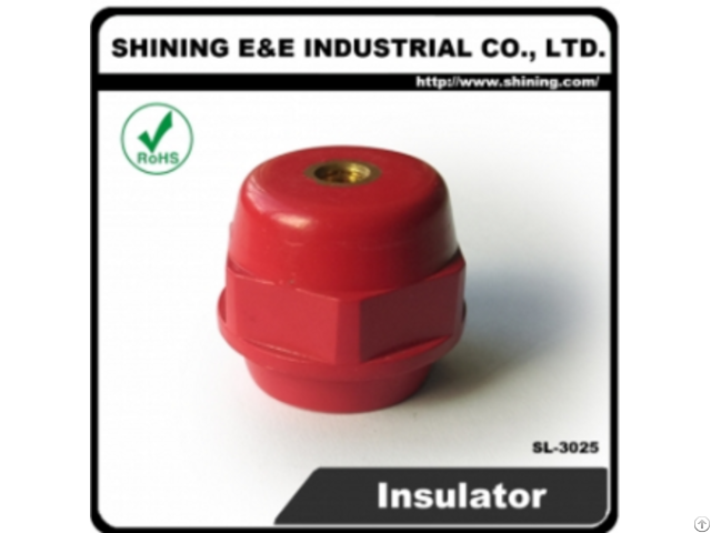 Sl 3025 6 6kv Epoxy Low Voltage Standoff Insulator