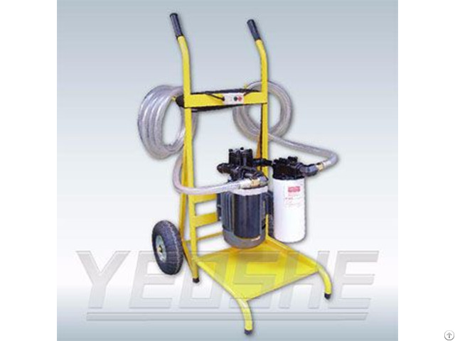 Portable Filter Cart Fc Series