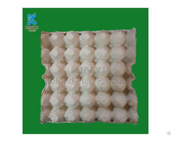 Kinyi Kraft Paper Pulp Egg Tray With 30 Holes