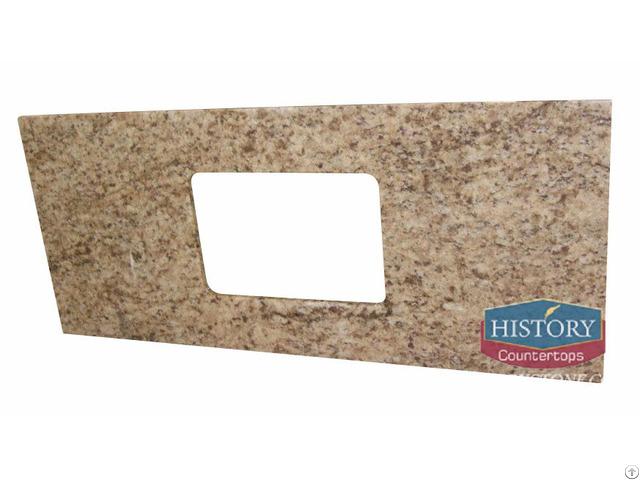 Hgj065 Giallo Ornamental Granite Countertops