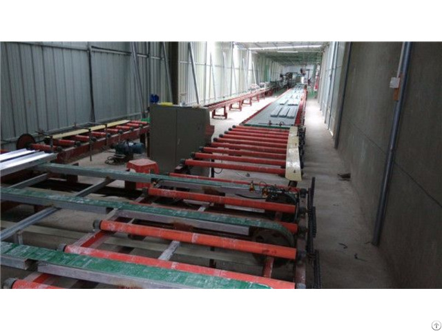 Gypsum Cornice Production Equipment