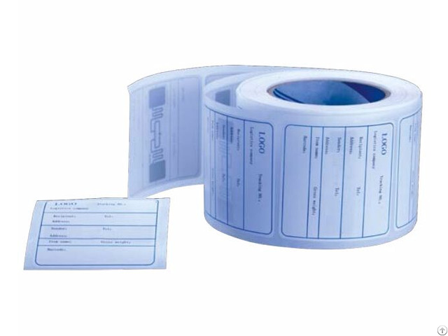 Rfid Adhesive Label Nfc Tag Inlay