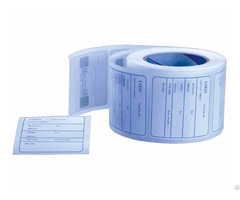 Rfid Adhesive Label Nfc Tag Inlay