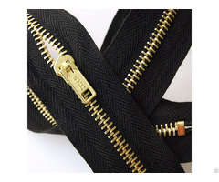 Nomex® Iiia Brass Teeth Zippers