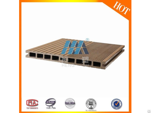 Wpc Anti Moisture And Termites Outdoor Composite Decking