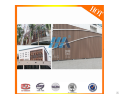 Wpc Over 15 Years Experience Outdoor Gardenplastic Composite Fencing