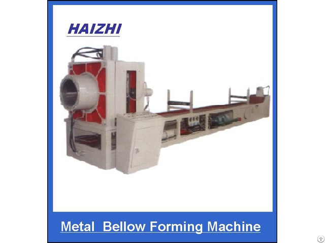 Hydraulic Bellow Forming Machine