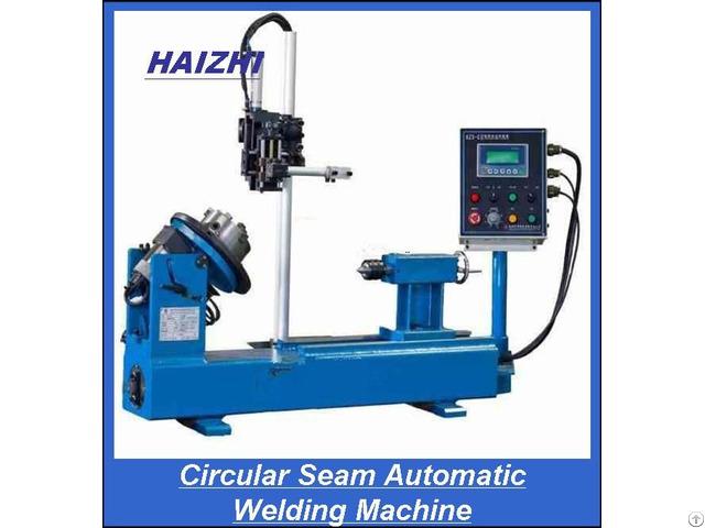 Circular Seam Automatic Welding Machine