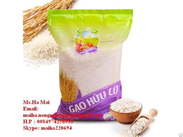 Fragrant Rice Vietnam 5% Broken Long Grain High Quality