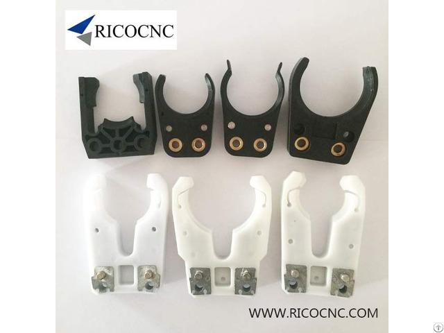 Atc Toolholder Forks Iso30 Grippers Hsk63f Router Gradle Bt40 Gripper Bt30 Clip