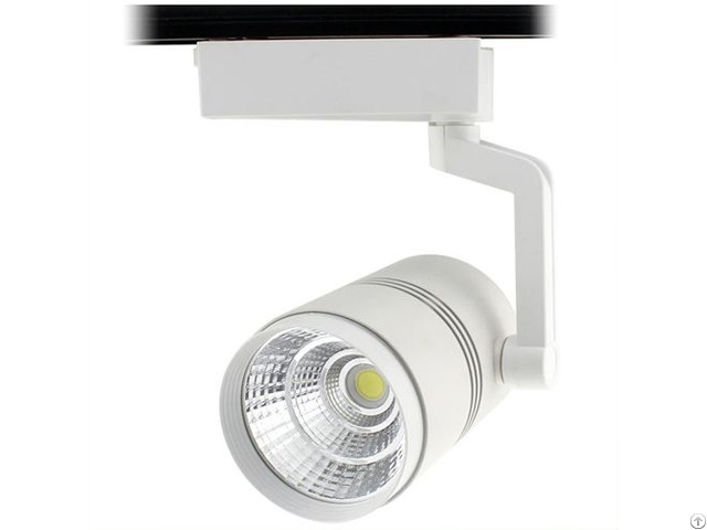 Dimmable 20w 30w 40w 50w Cob Track Light Led