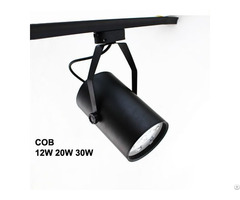 Ce Rohs Certificate 2 3 4 Wires 20w 30w 40w 50w Cob Led Track Light