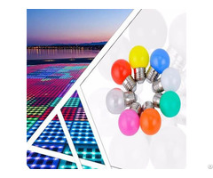 Pc Cover G45 Led Bulb For Decorate And Celebrate With 2 Years Warranty From China Factory