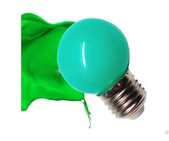 Decorative Colorful Small Bulbs Plastic G45 Led Lighting
