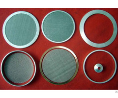 Filter Disc Extruder Screens