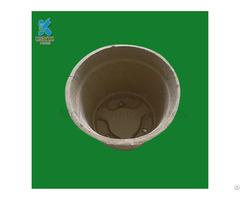 Wholesale Biodegradable Waste Pulp Mould Flower Pot