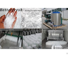 Block Flake Tube Ice Machine