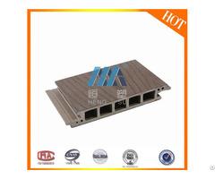 Wpc Long Lifetime Fade Resisitant Solid Composite Deck Tiles