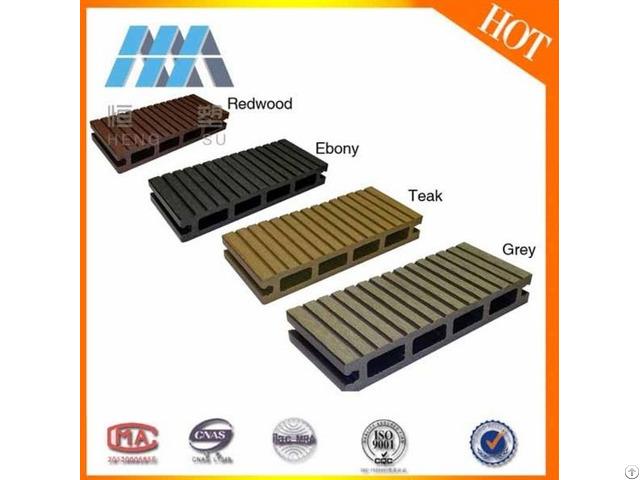 Wpc Extrusion Technics Composite Deck Tiles