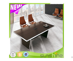 New Boss Series High End Conference Use Office Meeting Table Bs H2412