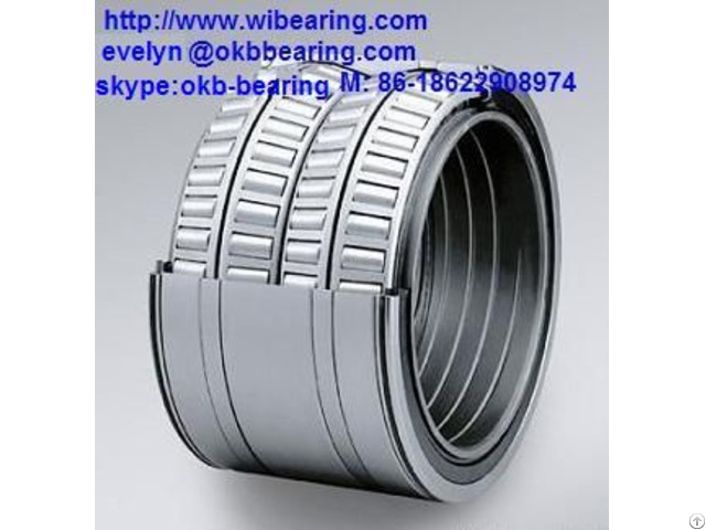 Timken 32038x Tapered Roller Bearing 190x290x64