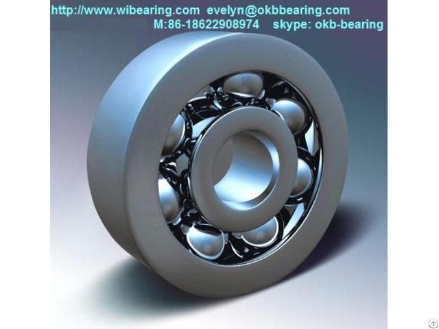 Fag 6016 Deep Groove Ball Bearing 80x125x22