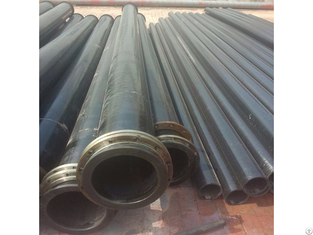 Wear Resistant Uhmwpe Mining Pipe