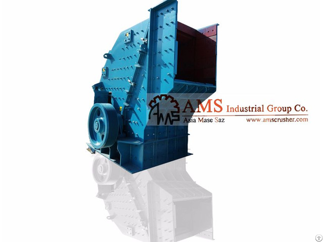 Impact Crusher_ams Industrial Group