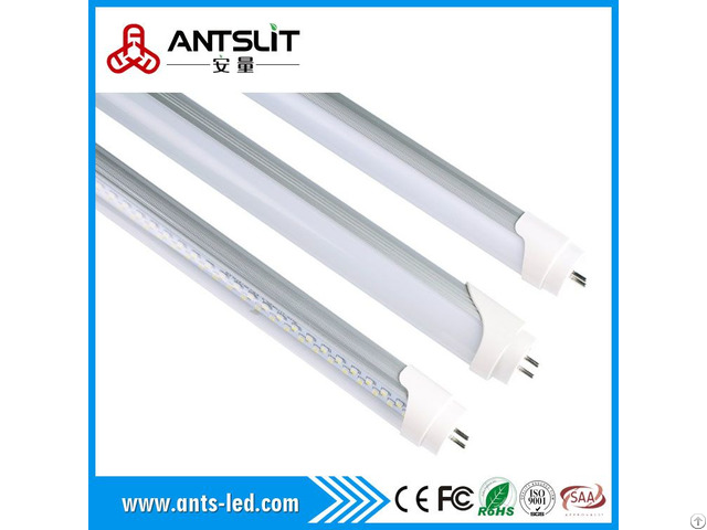 Led T8 Tube Light 10w 14w 20w 25w Type A B Compatiable Ballast Ul Listed
