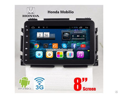 Honda Mobilio Multimedia Car Pc Radio Android Wifi Gps Apple Carplay