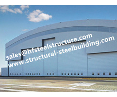 Aircraft Hangers Steel Structure Warehouse Workshop Fabricator China Contractor