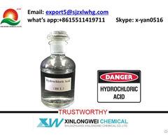 Hydrochloric Acid 30% To 37%