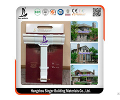 Sgb Roof Rain Water Gutter System