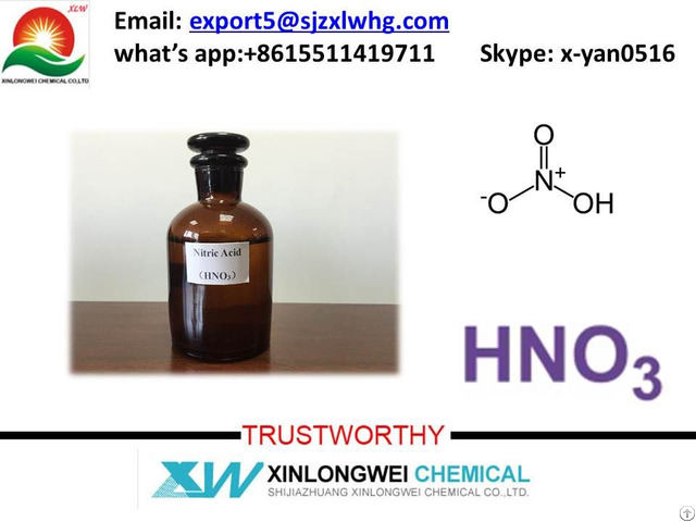 Nitric Acid 68% And Below