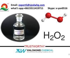 Hydrogen Peroxide 27 5% To 50%