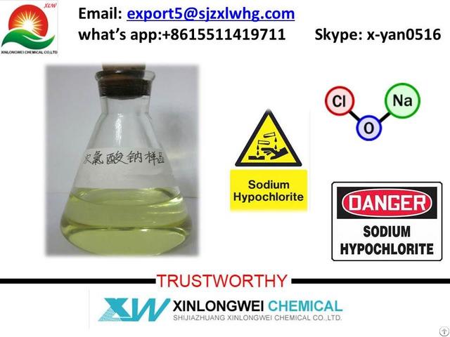 Sodium Hypochlorite 10% 12%