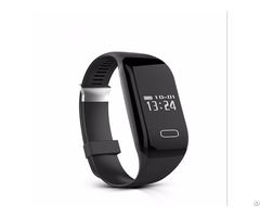 Wanney Smart Bracelet Heart Rate Monitor Step Tracker
